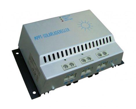 MPPT30 napelemes szabályozó 30A