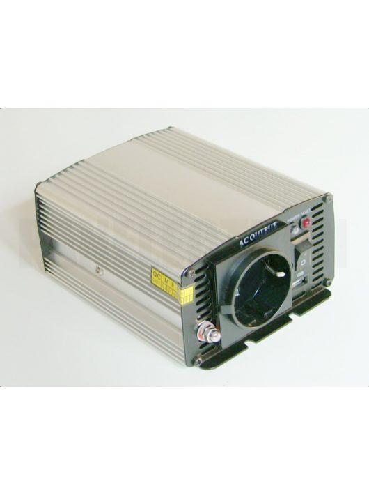 MW-150-12 150W-os módosított szinusz inverter 12V-os bemenettel