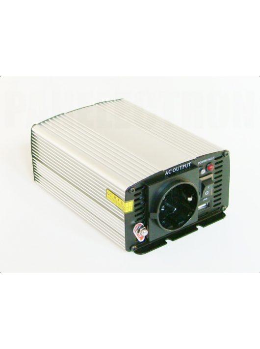 MW-300-12 300W-os módosított szinusz inverter 12V-os bemenettel