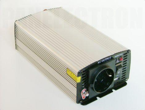 MW-600-12 600W-os módosított szinusz inverter 12V-os bemenettel