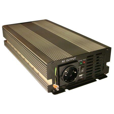 EcoSine SWE-2000-12 2000W tiszta szinusz inverter 12V