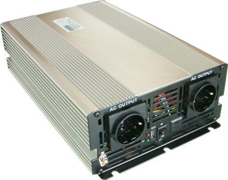 EcoSine SWE-2000-24 2000W tiszta szinusz inverter 24V