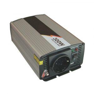 EcoSine SWE-300-12 300W tiszta szinusz inverter 12V