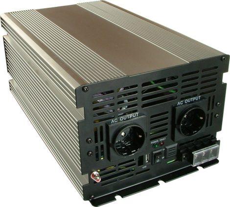 EcoSine SWE-4000-12 4000W tiszta szinusz inverter 12V