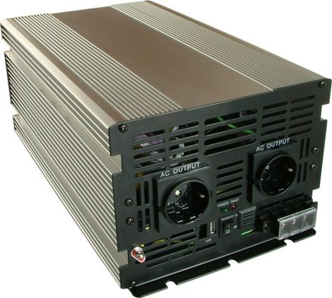 EcoSine SWE-4000-24 4000W tiszta szinusz inverter 24V