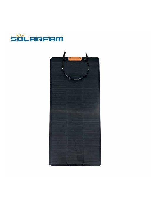 100W 12V ETFE hajlítható flexibilis napelem
