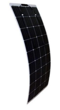 180W-os ETFE hajlítható flexibilis napelem