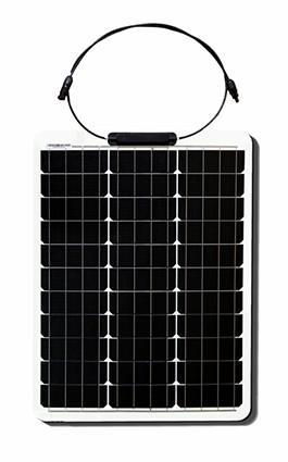 50W-os hajlítható flexibilis napelem