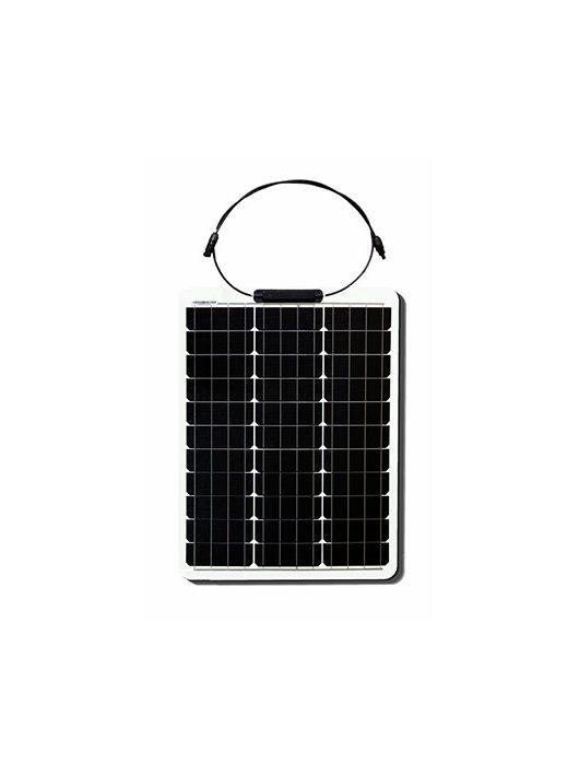 50W 12V hajlítható flexibilis napelem