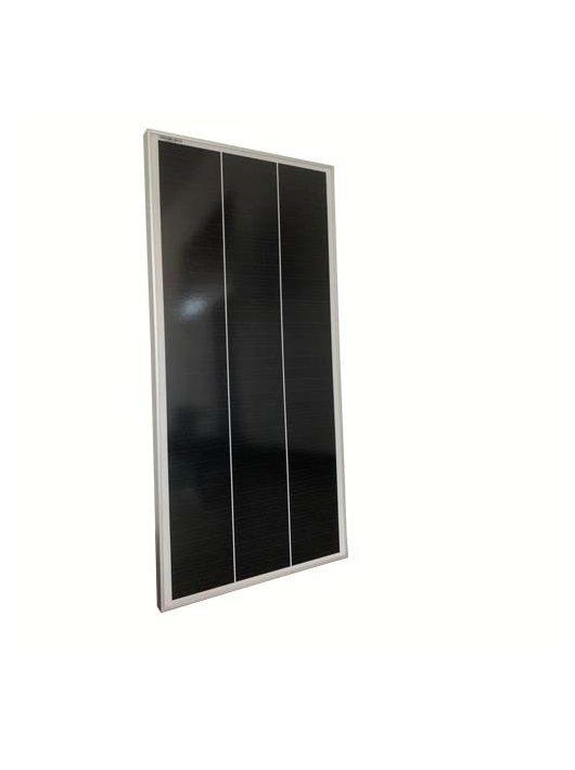 60W 12V monokristályos napelem alumíniumkerettel